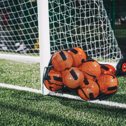 Etablierung von Spieltonnen mit Begleitung, die mit Glockengeläut (wie der/die Eis – oder Eiermann/frau) zum Spielen draußen einlädt (mit Spielgeräten auf Abstand: Federball, Round-Net Ball, Springseilen…)