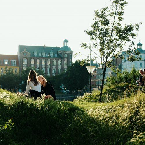 Outdoor Beratungsspaziergänge der Schulsozialarbeit